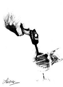 Polvere di travertino (di Lorina Zeka) - La Scatola Nera