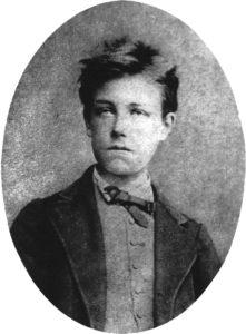 """""""Il battello ebbro"""" di Arthur Rimbaud"""