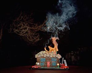 Trent Parke Chrismas Tree Bucket